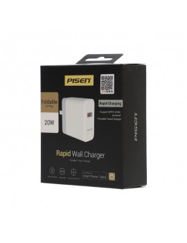 Adabter 1USB Charger (20W...
