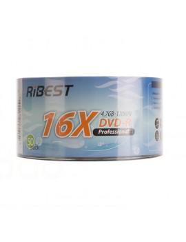 แผ่น DVD-R RIBEST (50/Pack)