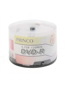 แผ่น DVD-R PRINCO (50/Pack)...