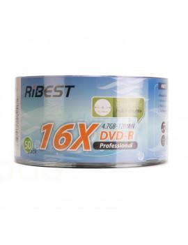 แผ่น DVD-R Printable RIBEST...