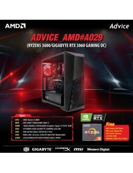 COMPUTER SET  ADVICE AMD...