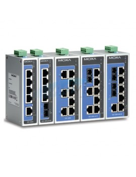 Switch 5 Port MOXA (EDS-205A)